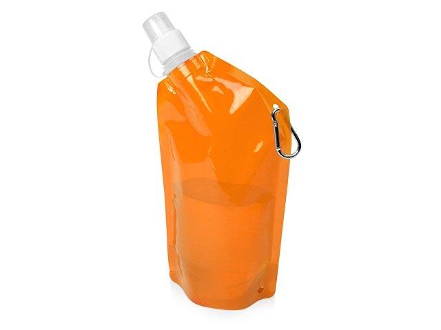 """Емкость для питья """"Cabo"""" с карабином, объем 600 мл"""