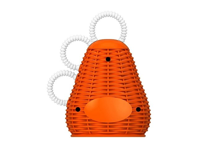 Трещотка «Caxixi», оранжевый