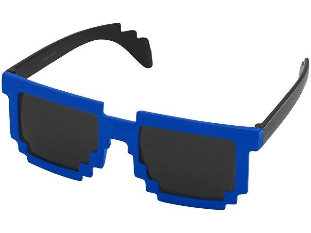 Очки Pixel, черный/ярко-синий