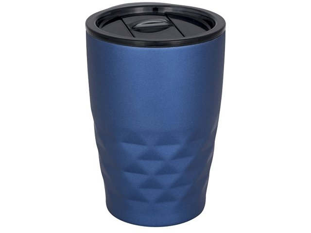 Кружка Geo, синий/черный