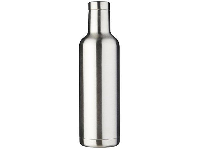 Pinto медная вакуумная изолированная бутылка, серебристый