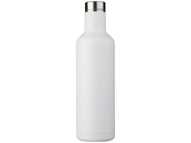 Pinto медная вакуумная изолированная бутылка, белый