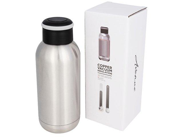 Copa мини-медная вакуумная изолированная бутылка, серебристый