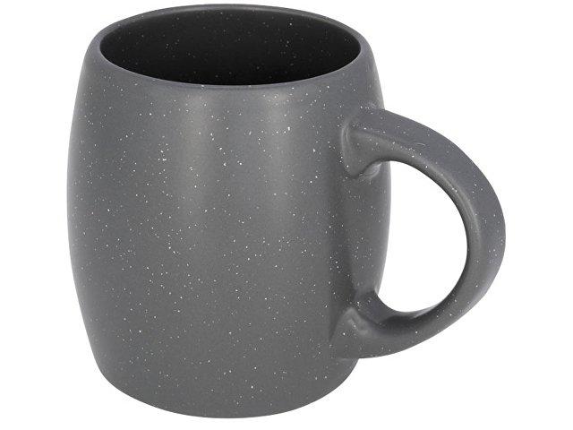 Керамическая кружка Stone, серый