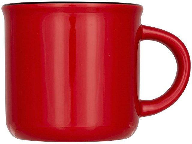 Керамическая походная кружка, красный
