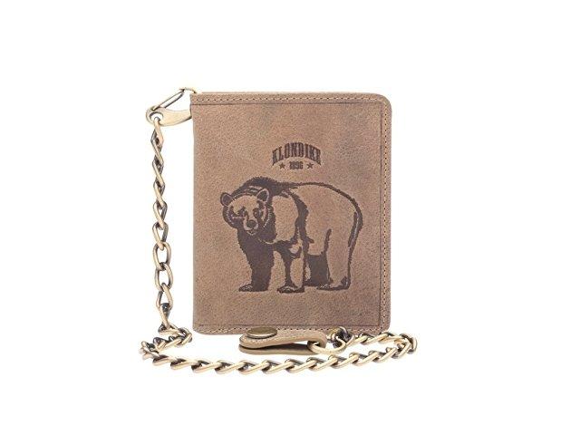 Бумажник KLONDIKE «Wayne Bear»