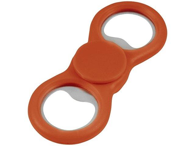 Спиннер- открывалка «Dizzy Duo», оранжевый
