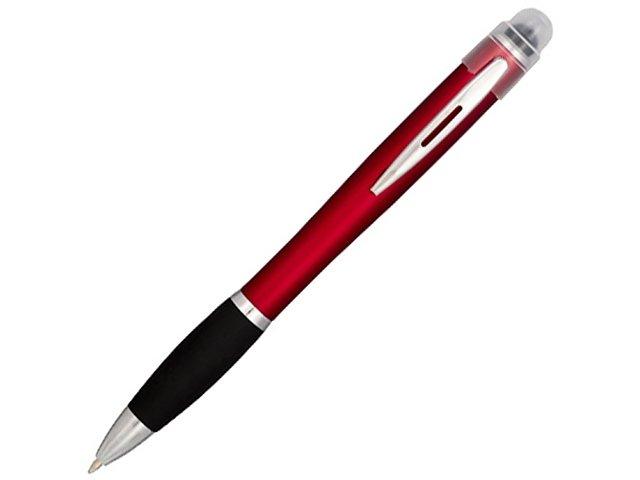 Nash светодиодная ручка с цветным элементом, красный