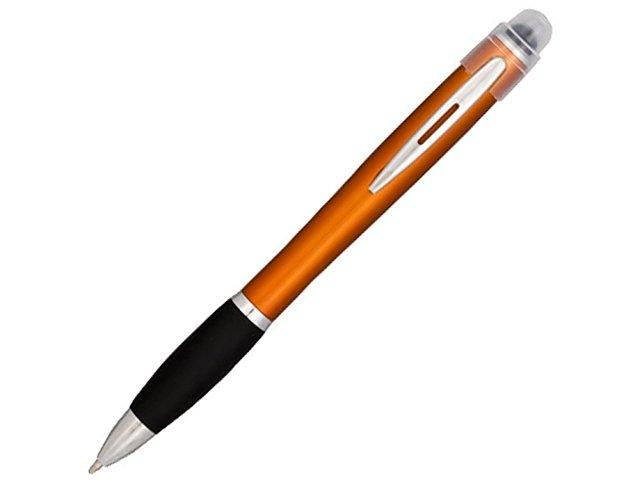 Nash светодиодная ручка с цветным элементом, оранжевый