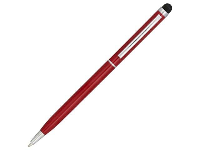 Алюминиевая шариковая ручка Joyce, красный