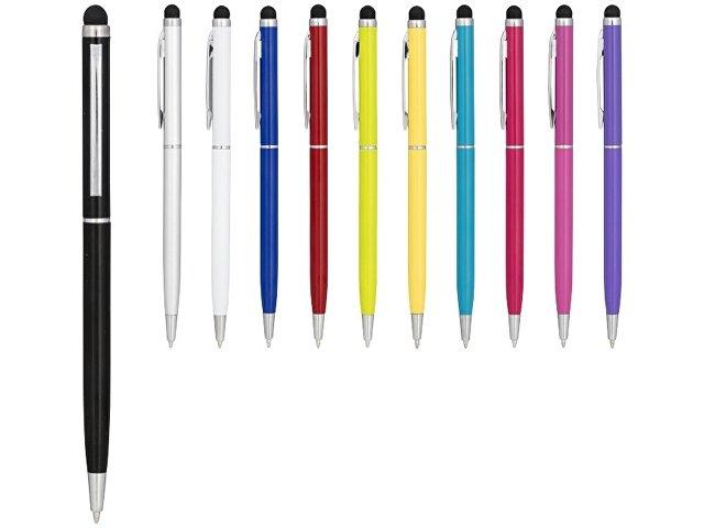 Алюминиевая шариковая ручка Joyce, желтый