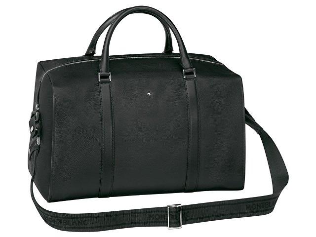 Дорожная сумка Meisterstück Soft Grain. Montblanc, черный