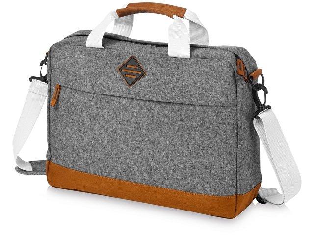 Конференц-сумка Echo для ноутбука 15,6
