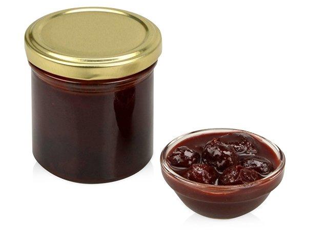 Варенье из вишни с шоколадом и коньяком, 295 г