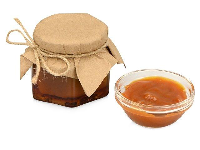 Крем-карамель с морской солью, 213г в подарочной обертке