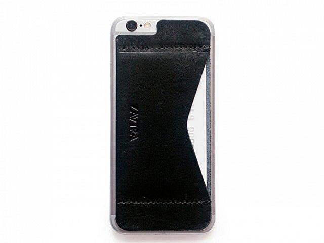 Кошелек-накладка на iPhone 6/6s, черный