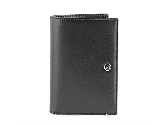 Бумажник Elysee. S.T. Dupont, черный