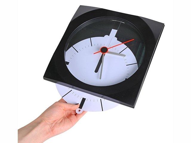 Часы настенные «Аптон», черный