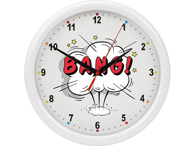 Часы настенные разборные «Idea», белый