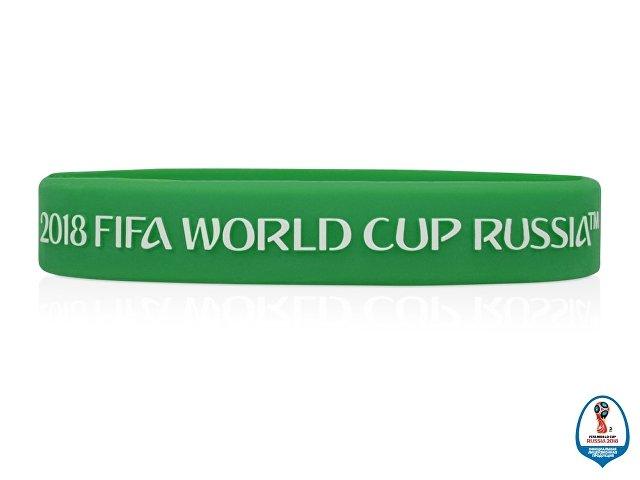 Браслет 2018 FIFA World Cup Russia™, зеленый