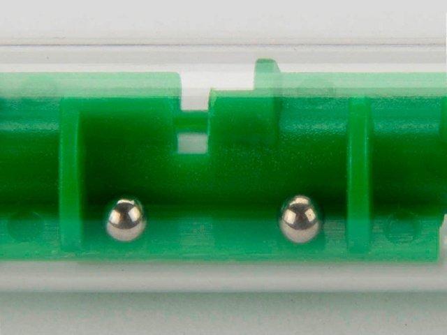 Ручка шариковая «Лабиринт» с головоломкой зеленая