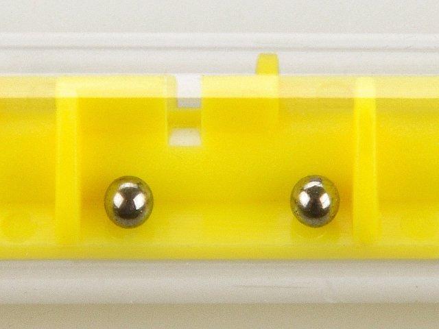 Ручка шариковая «Лабиринт» с головоломкой желтая