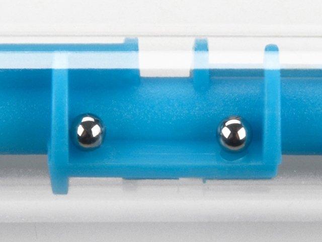 Ручка шариковая «Лабиринт» с головоломкой голубая
