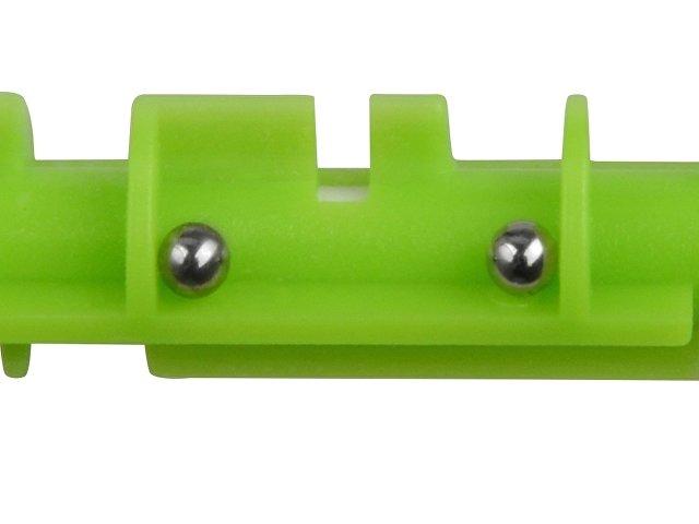 Ручка шариковая «Лабиринт», зеленое яблоко