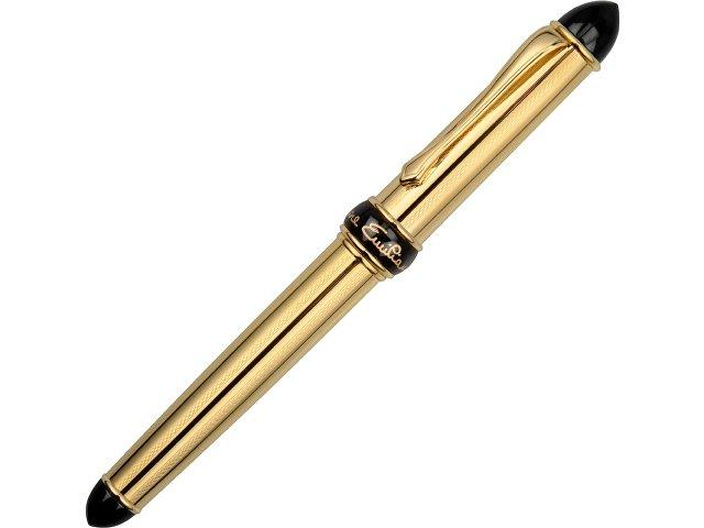 Ручка перьевая Cesare Emiliano серебро в футляре