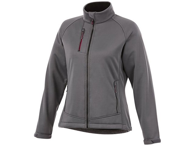 Куртка Chuck женская, серый