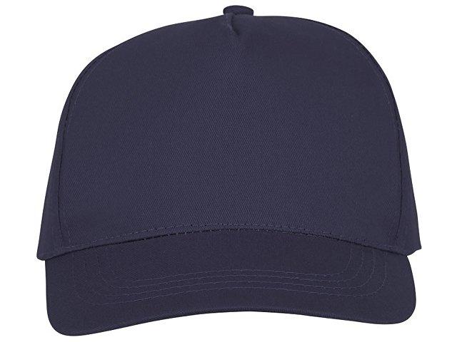 Пятипанельная кепка Hades, темно - синий