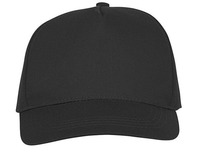 Пятипанельная кепка Hades, черный