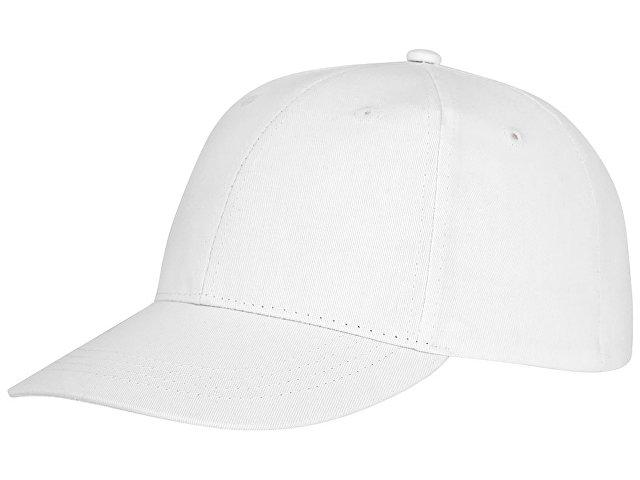 Шестипанельная кепка Ares, белый