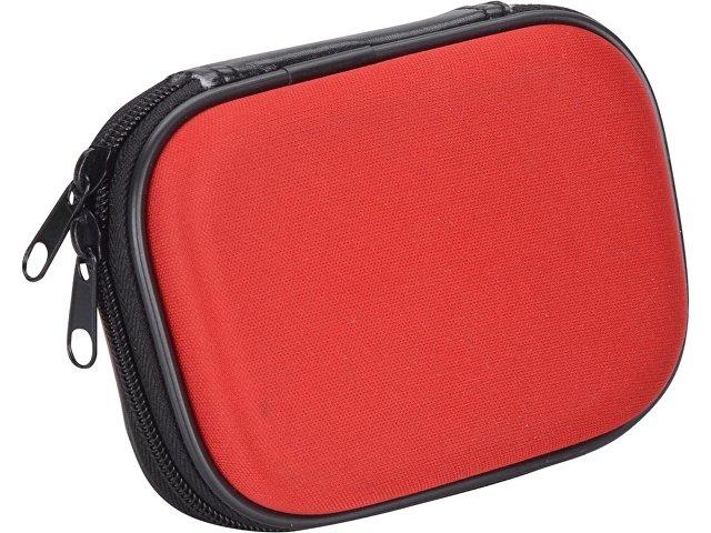 Набор для оказания первой помощи «Аптечка», красный