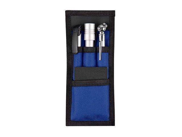 Набор для автомобилиста, черный/синий