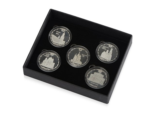 Набор медалей «Кремль»