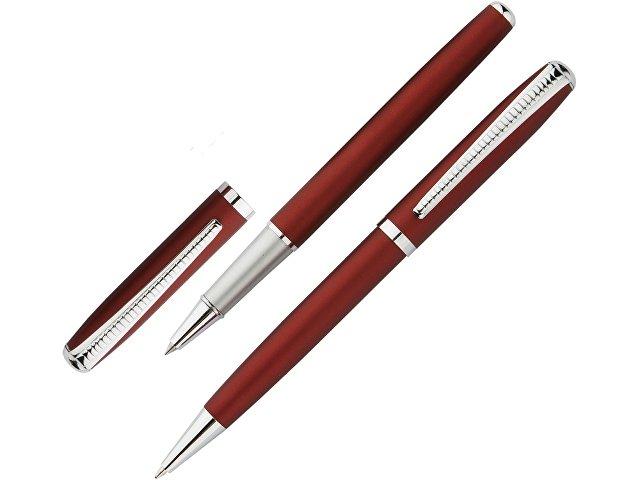 Набор Celebrity «Дали»: ручка шариковая, ручка роллер в футляре