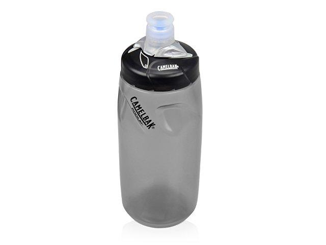 Бутылка CamelBak Custom Print Podium 0,61л, серый прозрачный/черный