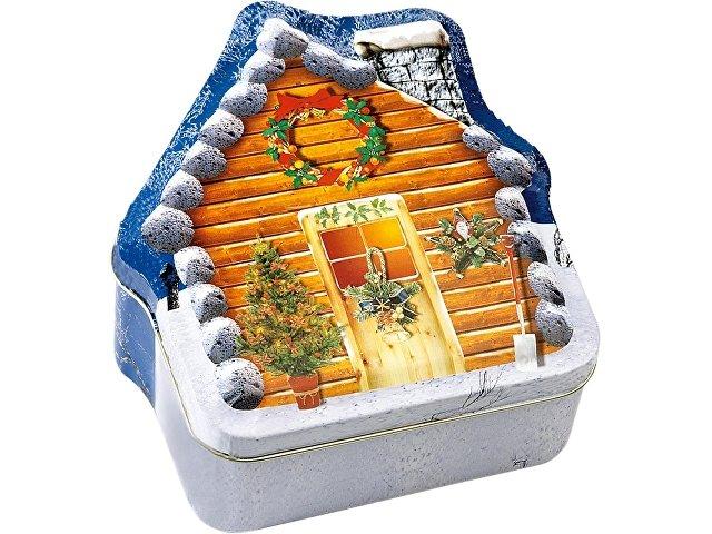Подарочная коробка «Избушка»