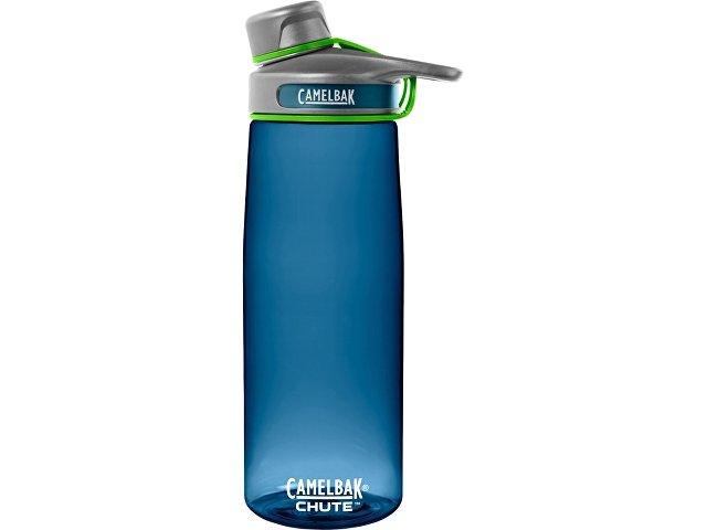 Бутылка CamelBak Chute 0,75л, темно-синий