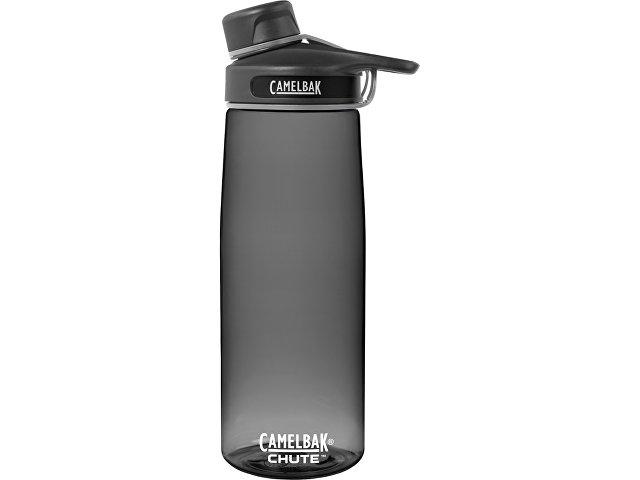 Бутылка CamelBak Chute 0,75л, черный
