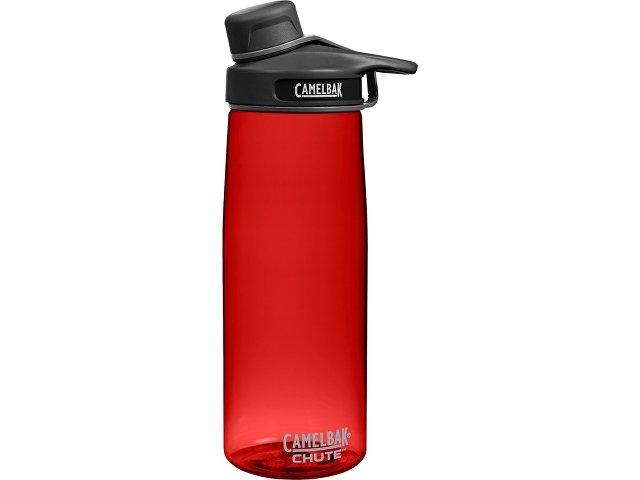 Бутылка CamelBak Chute 0,75л, красный