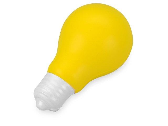 Антистресс «Лампочка», желтый
