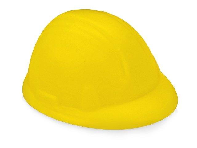 Антистресс «Каска», желтый