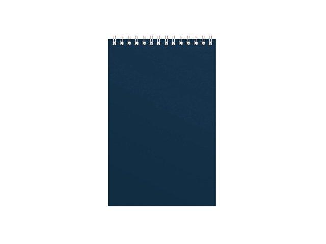 Бизнес - блокнот А5 «Office», синий