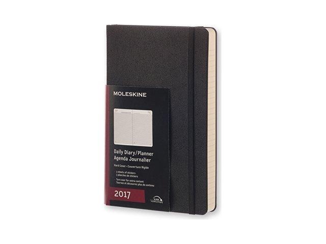Ежедневник Moleskine Classic, Pocket (9x14 см), черный