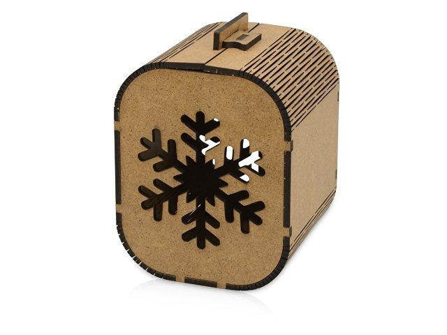 Подарочная коробка «Снежинка», малая