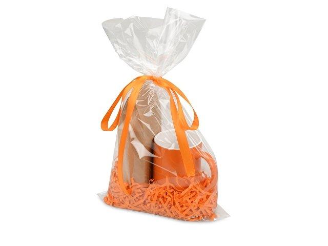 Подарочныйнабор«Mattina» с кофе,оранжевый