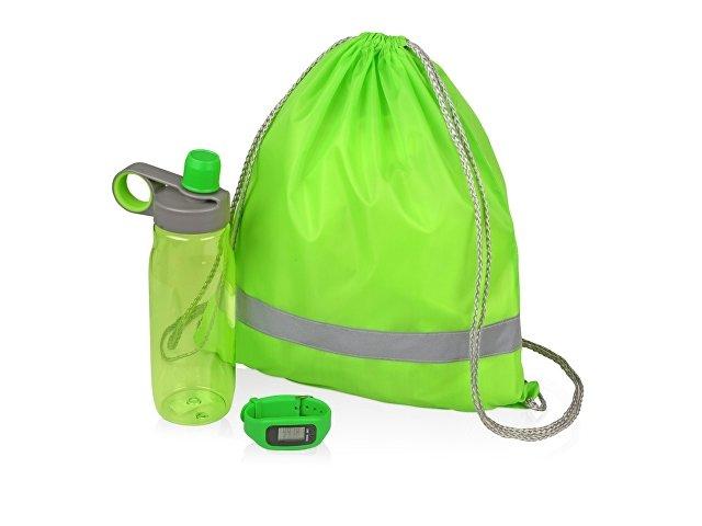 Подарочный набор «Giro», зеленый