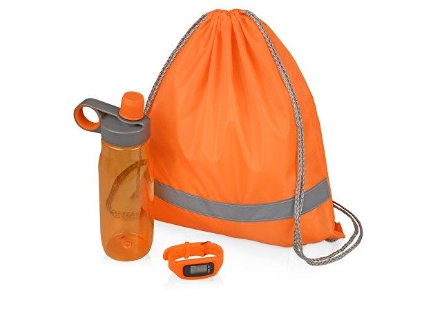 Подарочный набор «Giro», оранжевый